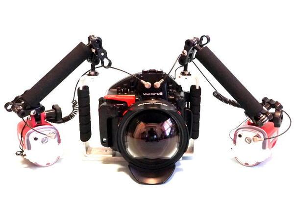 PT-EP14 + MPBK-04 + PPO-EP02 + UFL-3(2灯)セット例