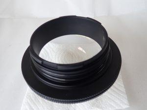 中古水中カメラ Athena OPD-F100-EP05 フィッシュアイポート100