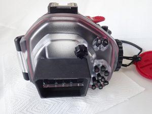 中古水中カメラ OLYMPUS PT-EP12 防水プロテクター