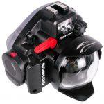 PT-EP12改 ZEN DP-100-EP panasonic.8mm フィッシュアイドームポート