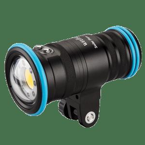 コンパクト強力LED水中ライト WEEFINE WF Solar Flare 5000