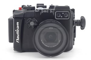 ノーティカム ( Nauticam )  NA LX9/10 (Panasonic LUMIX DMC-LX9用)ハウジング