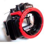 中古水中カメラ オリンパス PT-EP11 防水プロテクター(OM-D E-M1用)20181205.1