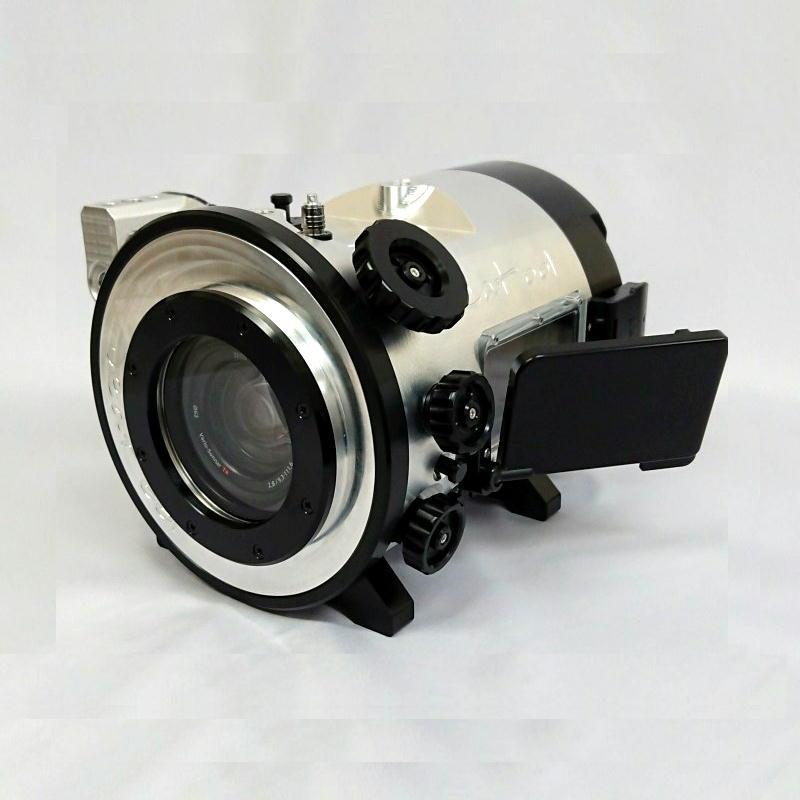 Seatool SONY AX700 AX100用防水ハウジング