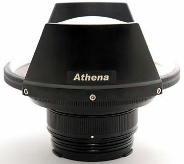 ドームポート Athena ワイドズームポート7-14Ⅱ OPD-WZ7-14Ⅱ-EP12|M.ZUIKO DIGITAL ED 7-14mm F2.8 PRO対応用