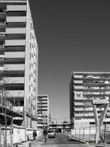 Travaux du nouveau quartier Louvois à Vélizy-Villacoublay