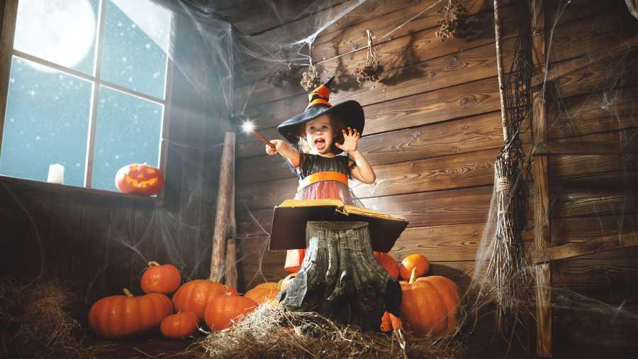 Holiday Halloween Ashutterstock 483064372