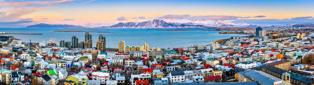 Iceland Reykjavik Ashutterstock 777524644