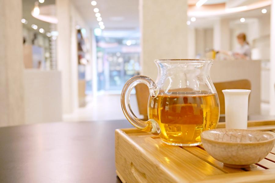 京盛宇(きょうせいう)コンセプトショップ・お茶体験