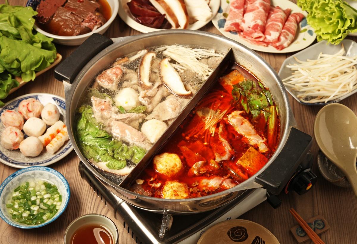 Taiwan Food  Hotpot AShutterstock 254973571