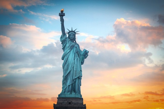 US New York The Statue of Liberty AShutterstock 402387037