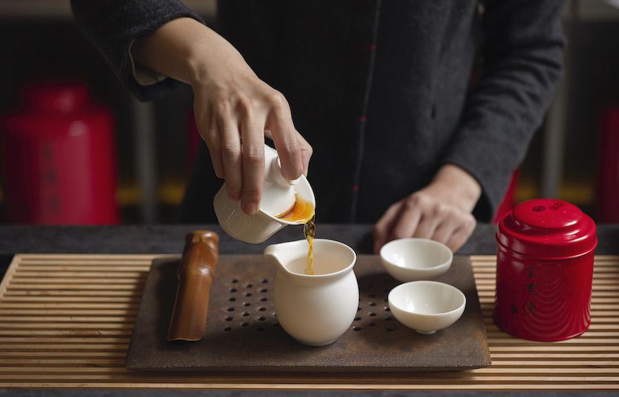 台湾茶、中国茶、講座