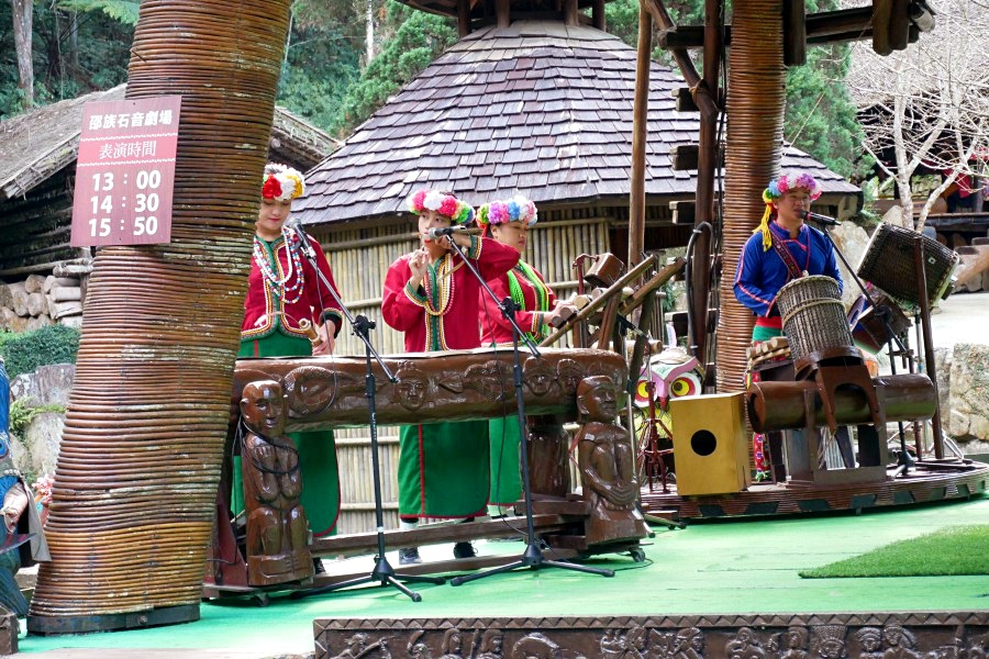 asia taiwan formosan aboriginal culture village guide37