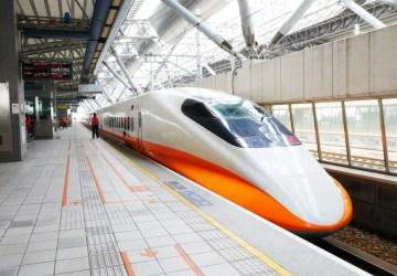 台湾旅行におすすめの公共交通機関:台湾新幹線