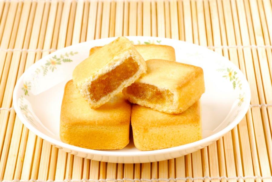 台湾旅行におすすめのお土産:パイナップルケーキ
