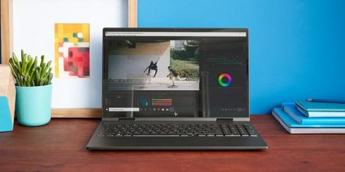 HP ENVY x360 15-ee(AMD)
