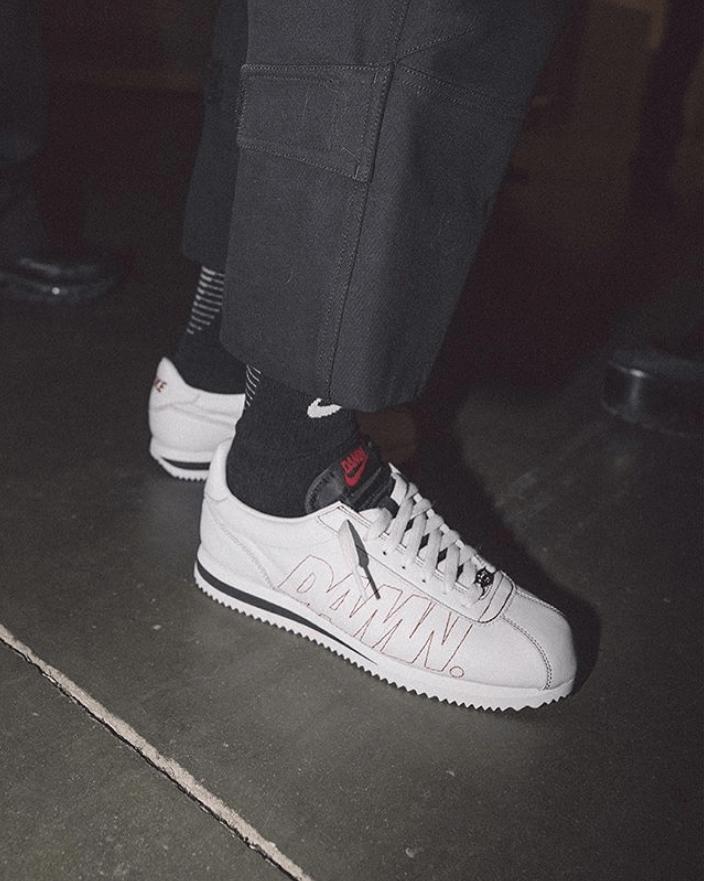 Kendrick Lamar x Nike による第1弾コラボフットウェアの海外リリース日が遂に判明 ケンドリックラマー ナイキ ケンドリック ラマー HYPEBEAST ハイプビースト cortez コルテッツ