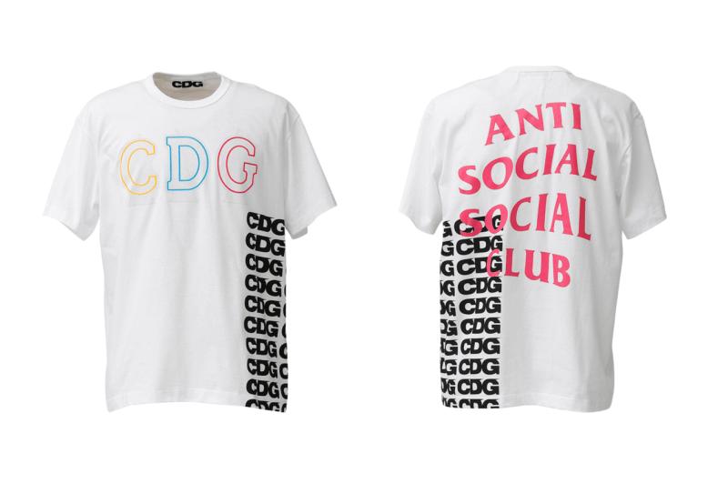 COMME des GARÇONS の新ライン CDG の新作アイテムがオンラインで発売開始 〈Anti Social Social Club〉、〈Alpha Industries〉、〈PORTER〉とのコラボアイテムも登場