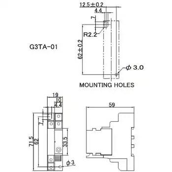 G3TA-IDZR02S DC5-24 I/Oソリッドステート・リレー G3TA 1個 オムロン(omron