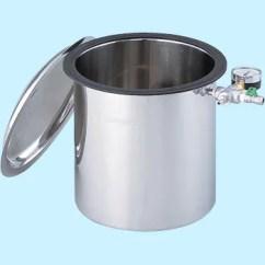Kitchen Vacuum Composting 小型真空容器 アズワン 真空容器 【通販モノタロウ】 Nt-20r
