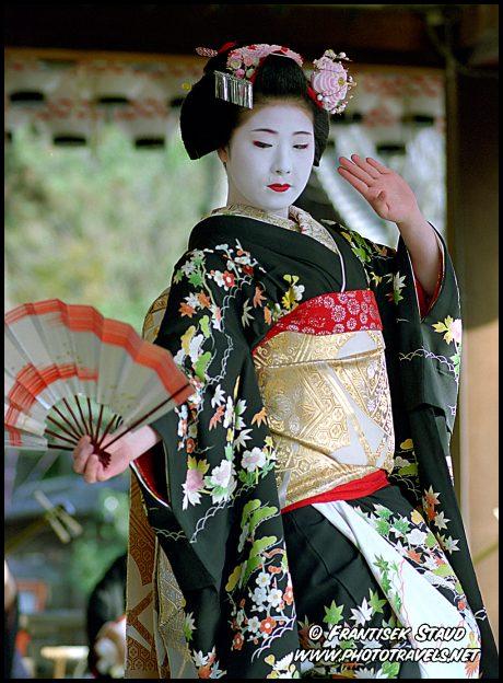 photos Japan geisha