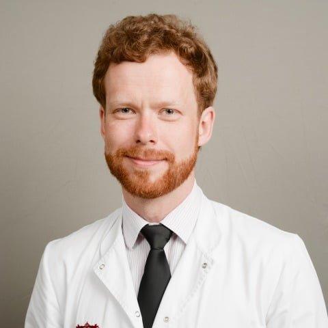 Sirds ķirurgs Mārtiņš Kalējs