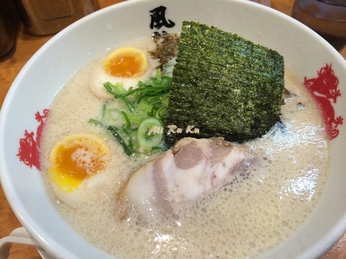 日本博多拉麵-1