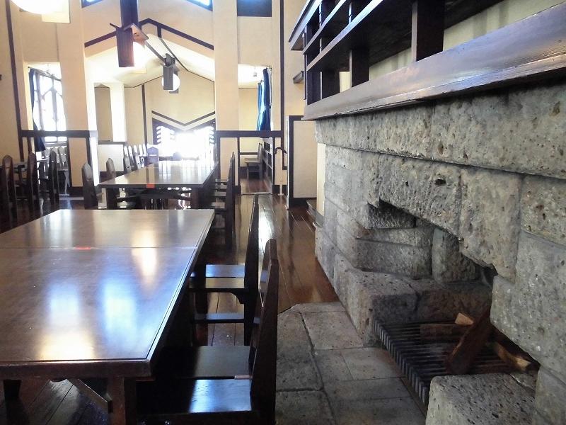 生徒食堂メインホール
