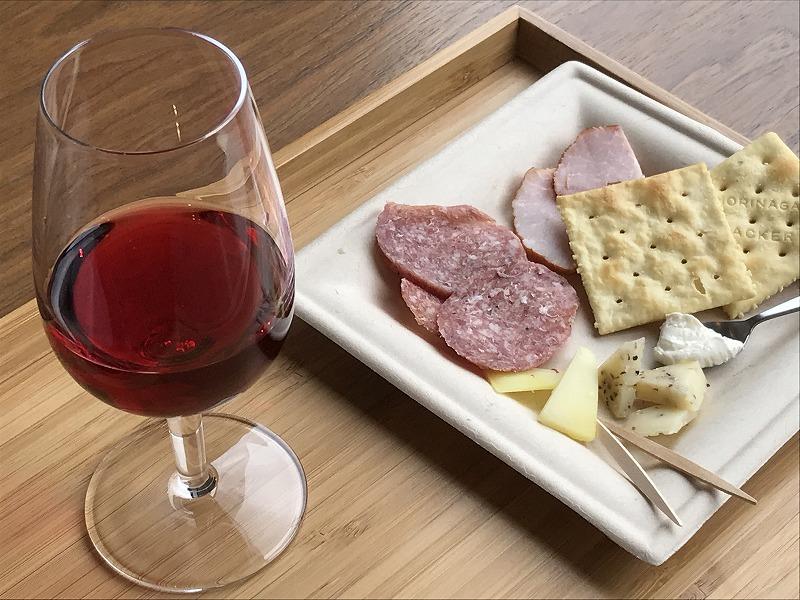 ワインとおつまみセット