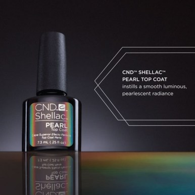 SHELLAC™ PEARL TOP COAT