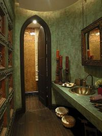 Earthy Bathroom Design, Pictures, Remodel, Decor and Ideas ...