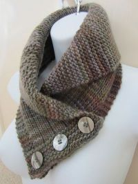 Ravelry: TooCozy's Shawl Collared Cowl / knits and kits