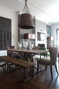 Picnic-Style Dining Table / For my kitchen - Juxtapost