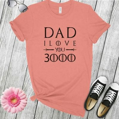 Download Dad I love you 3000 SVG - Father's day SVG - love you ...