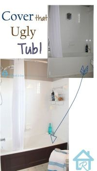 How to build a bathtub cover out of wood. / bath ideas ...