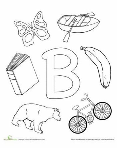 Help your preschooler learn the alphabet and practice