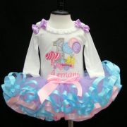 1st birthday candyland outfit