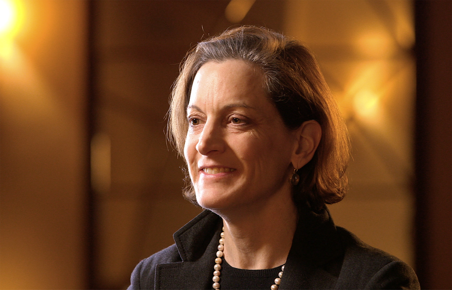 Anne Applebaum, interviewee on John Paul II: Liberating a Continent, the fall of Communism.