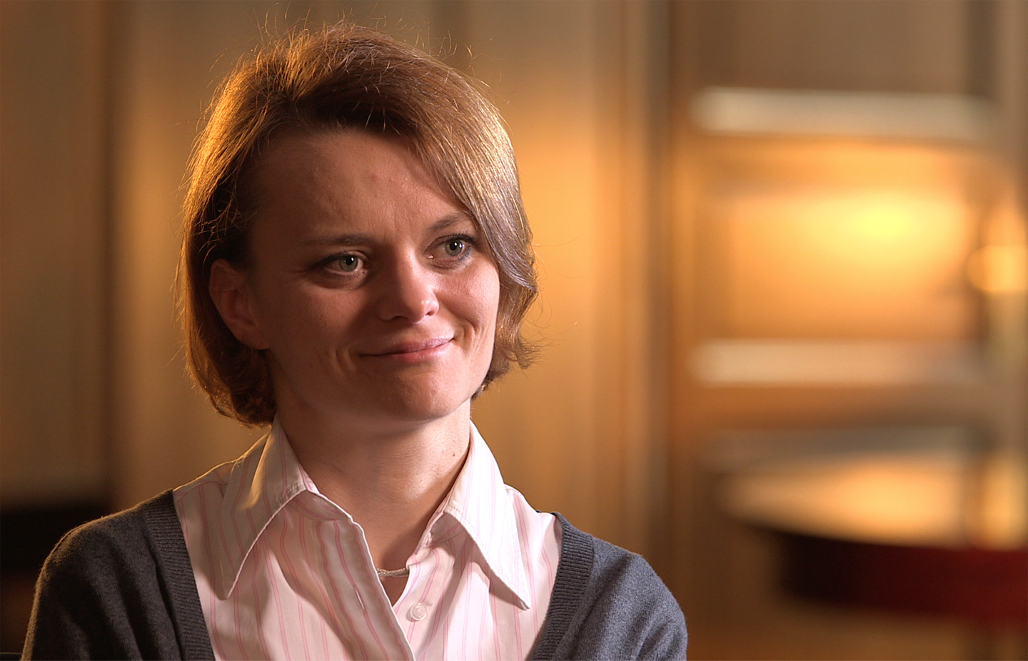 Jadwiga Emilewicz interviewee on John Paul II: Liberating a Continent, Fall of Communism.