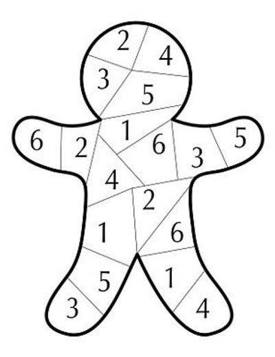 Roll Dice And Color Worksheets To Print For Kindergarten