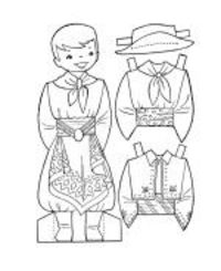Posts similar to: Children of the World Paper Doll Cut-out