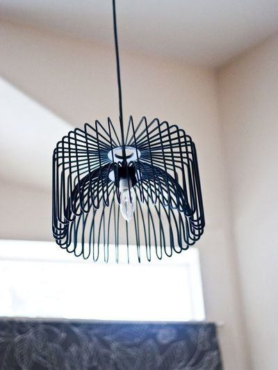 Diy Wire Chandelier