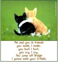 cute friends forever quote