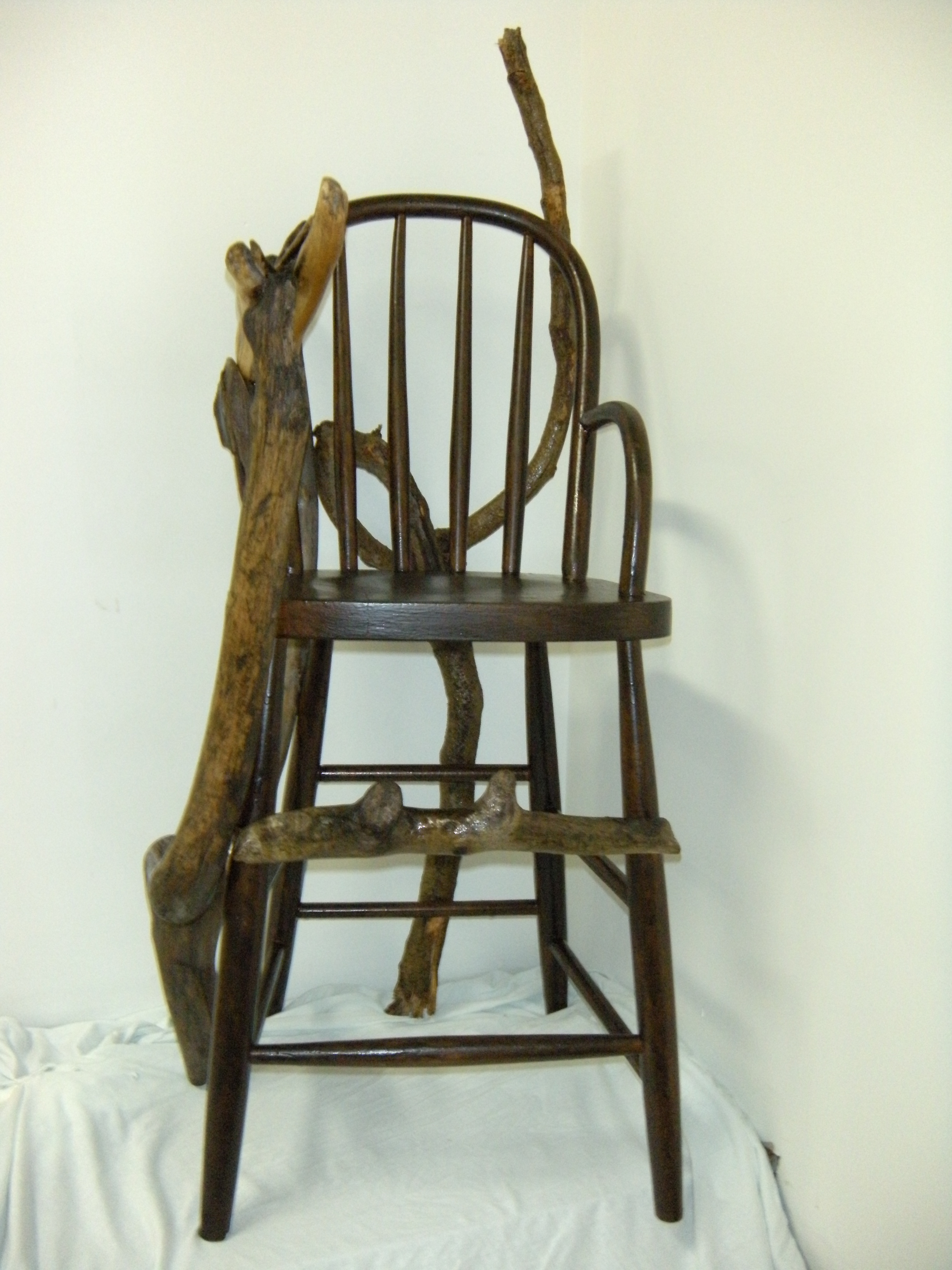 Resurrection Chair 2009 by J.Paradisi