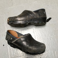 Ode to a Pair of Nursing Clogs