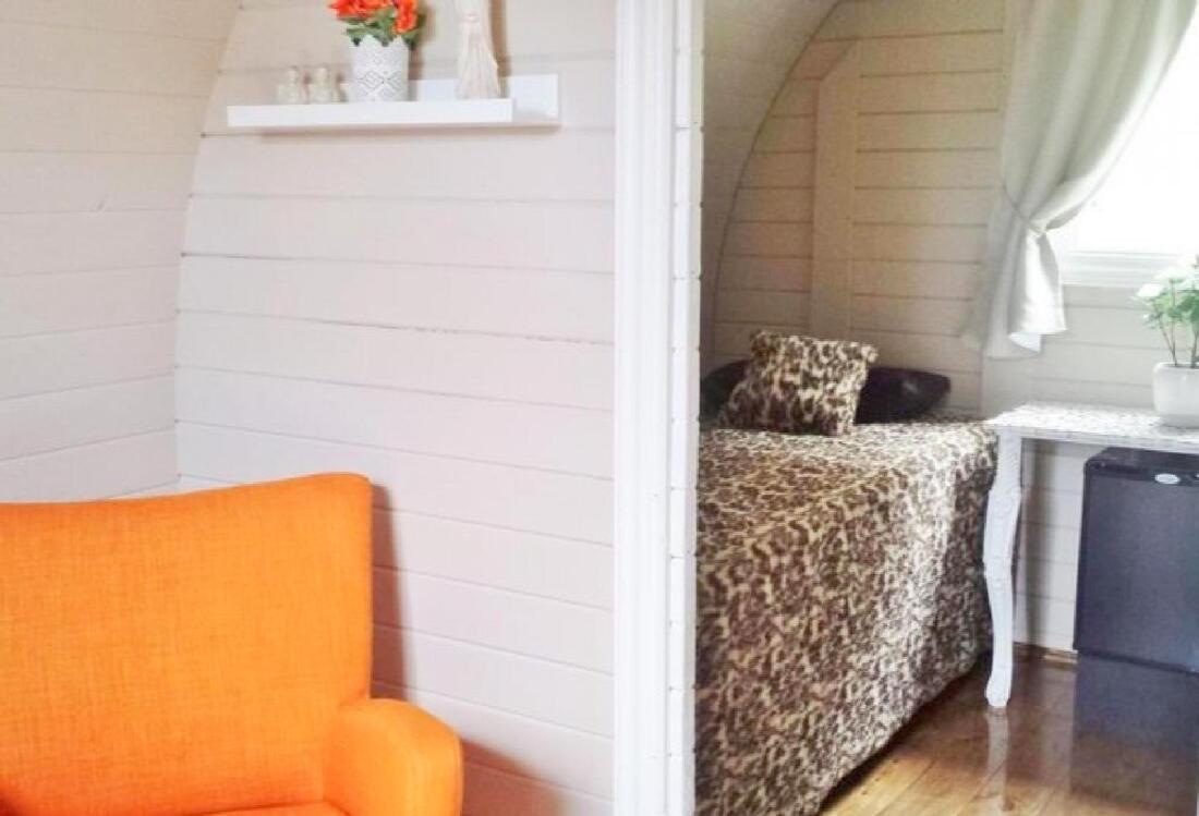 Ice viking 9,60 m2 - Vu intérieur chambre et salon