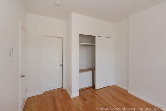 Apartment photographer bedford stuyvesant apartment New York brooklyn photography closet space