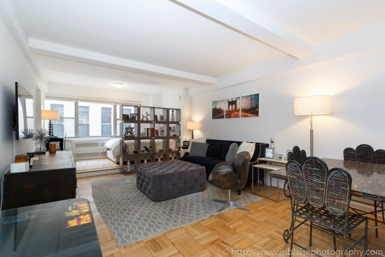 Apartment photographer ny new york real estate union square interior photography Manhattan alcove studio