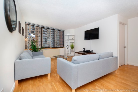 Apartment photographer real estate interior nyc ny new york Upper East Side condo Living Room