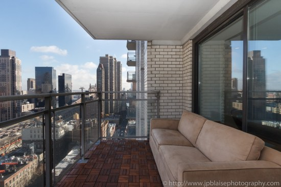 balcony apartment photographer work three bedroom sutton place new york city